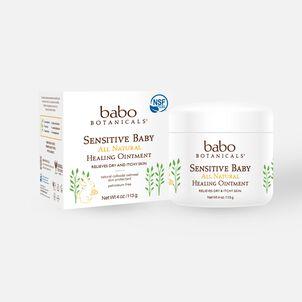 Babo Botanicals Sensitive Baby All Natural Healing Ointment, 4 oz