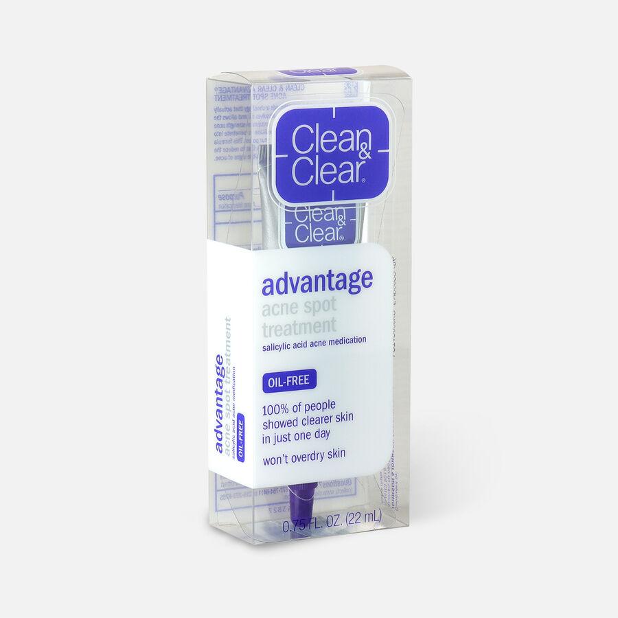 Clean & Clear Advantage Acne Spot Treatment, .75oz, , large image number 4