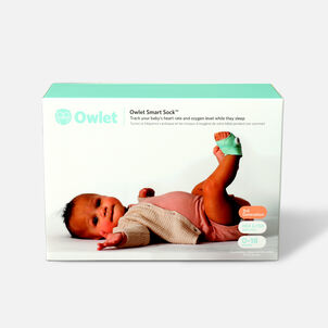 Owlet Smart Sock Baby Monitor-3rd Generation