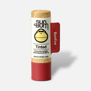 Sun Bum SPF 15 Tinted Lip Balm, .15 oz