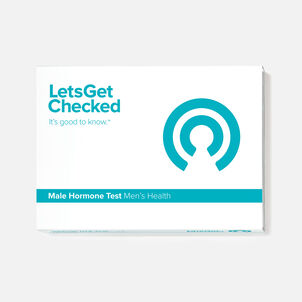 LetsGetChecked At-Home Male Hormone Test