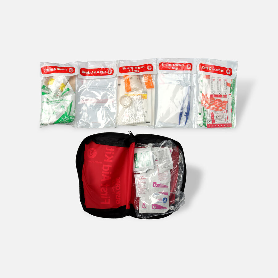 Easy Care Sport /Travel First Aid Kit, 90 pc, , large image number 2
