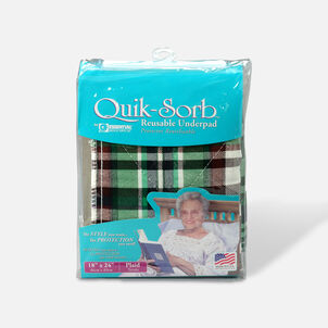 Essential Medical Supply Quik-Sorb Reusable Underpad