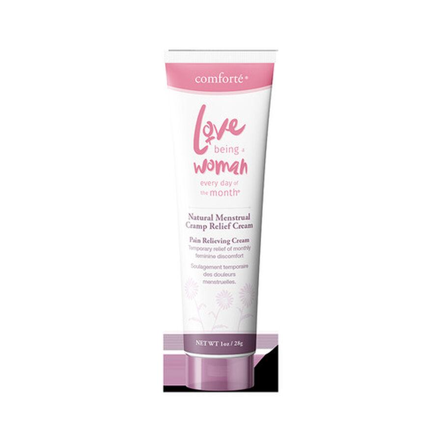 Comforte Natural Menstrual Cramp Relief Cream, , large image number 0