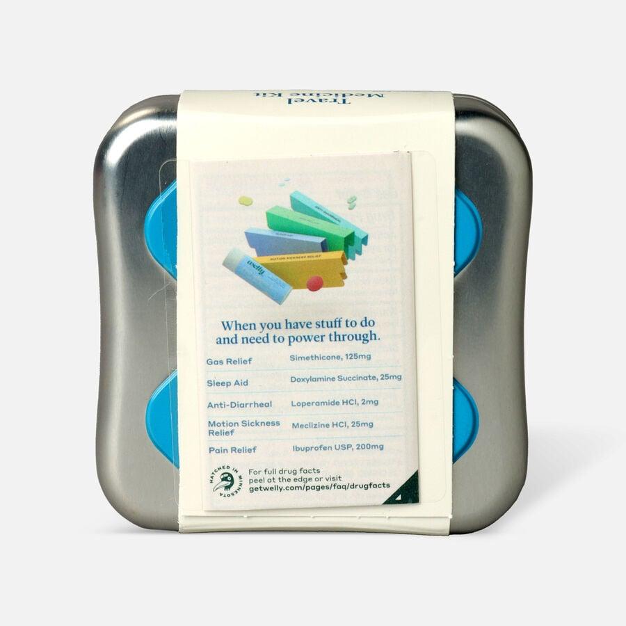 Welly Travel Medicine Kit - 42ct, , large image number 5