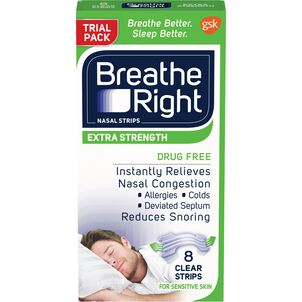 Breathe Right Extra Strength Strips
