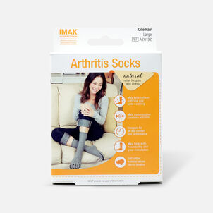 IMAK Compression Arthritis/Circulation Sock