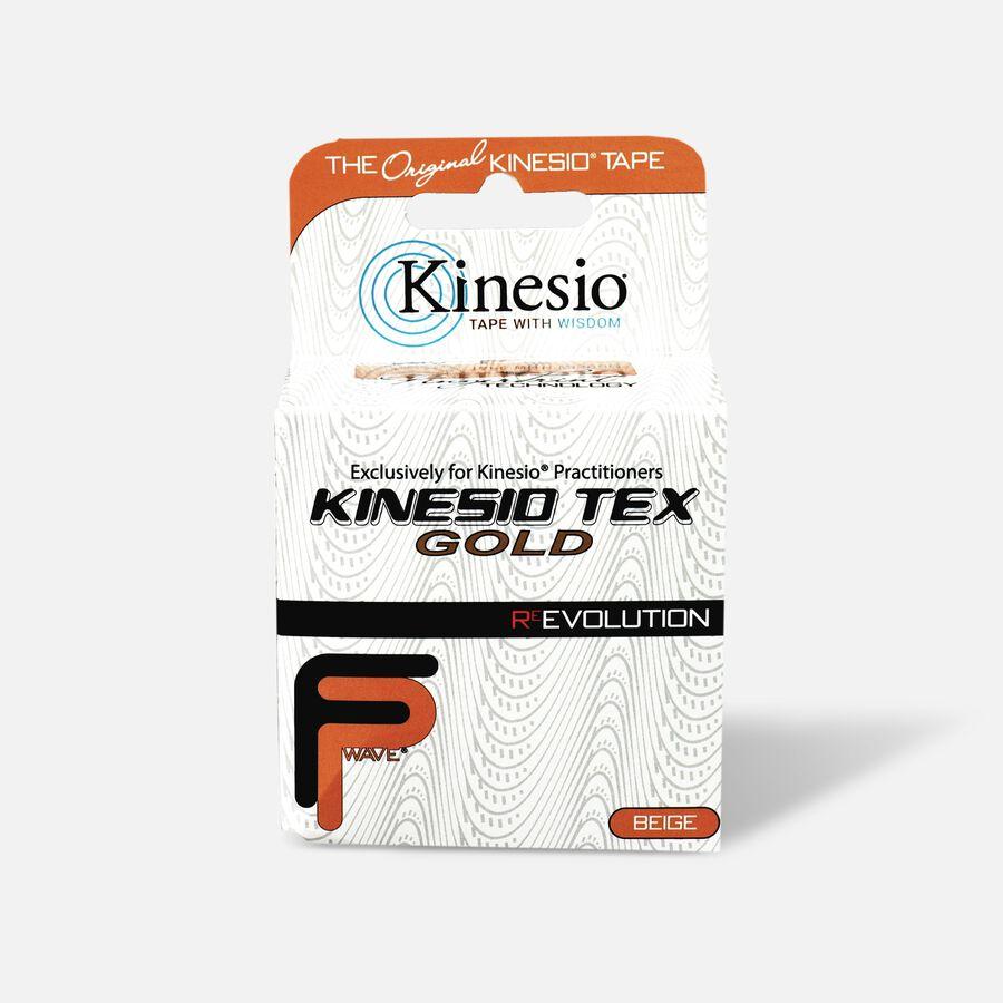Kinesio Tex Classic Tape Standard Roll, Black, , large image number 0