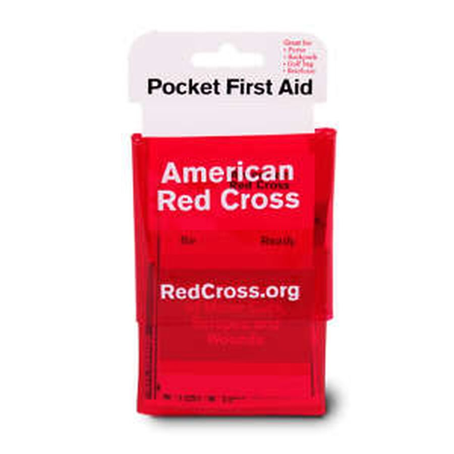 American Red Cross Pocket First Aid Kit, , large image number 1
