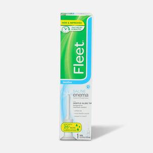 Fleet Enema, Ready-to-Use Saline Laxative, 4.5 fl oz