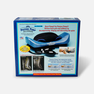 Posture Pump® Back Pump® Elliptical Back Rocker™, Model 2000