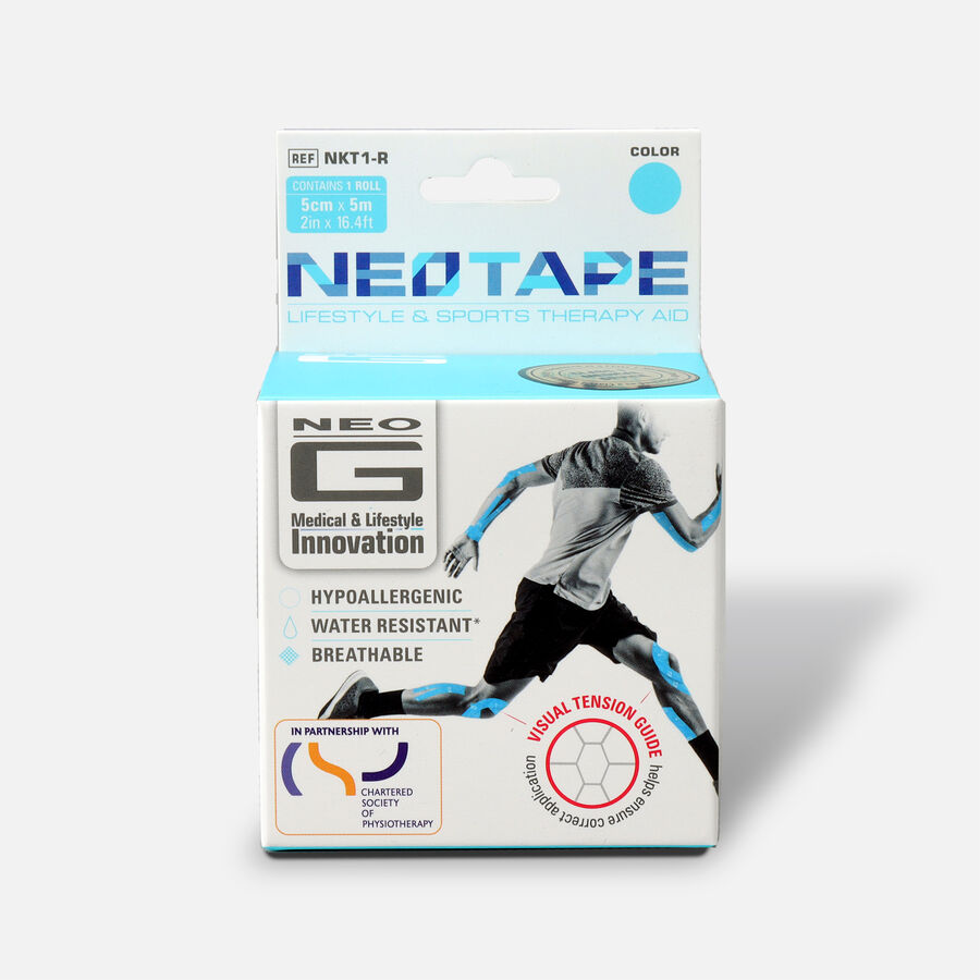 Neo G NeoTape, Uncut, 5 in x 16.4 ft, , large image number 0