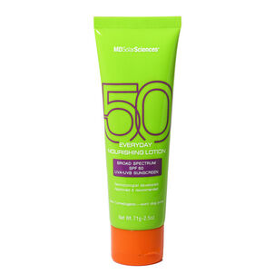 MDSolarSciences Everyday Nourishing Lotion SPF 50, 2.5oz