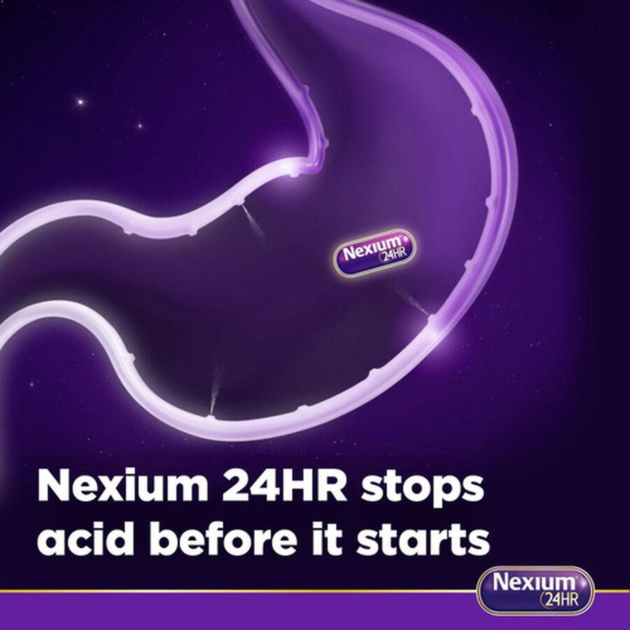 Nexium 24HR Capsules, 14 ct, , large image number 5