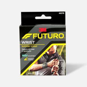 Futuro Adjustable Sport Wrap Around Wrist Support, Black, 1 ea