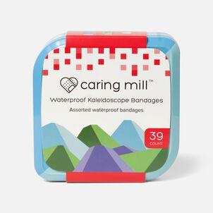 Caring Mill™ Waterproof Kaleidoscope Bandages-39CT