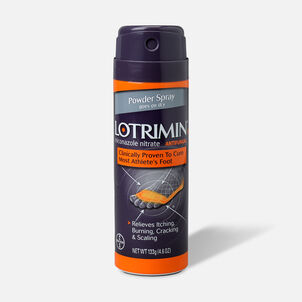 Lotrimin Antifungal Spray Powder, 4.6 oz