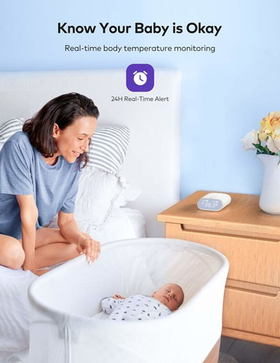 VAVA Smart Baby Thermometer, , large image number 8