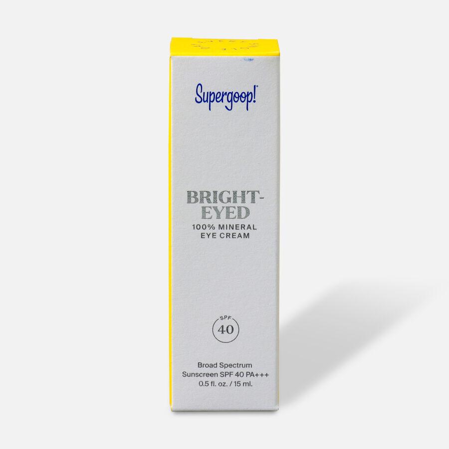 Supergoop! Bright-Eyed 100% Mineral Eye Cream SPF 40, , large image number 1