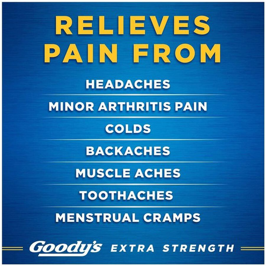 Goody's Extra Strength Headache Powder, 24 ct., , large image number 9