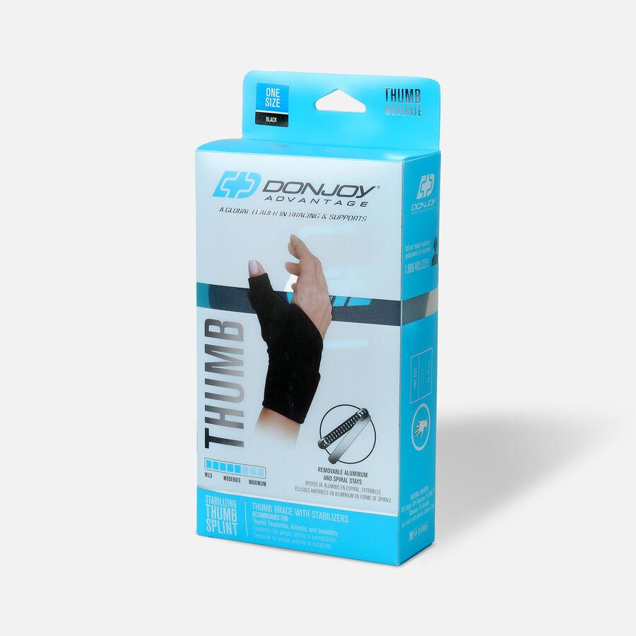 DonJoy Advantage Stabilizing Thumb Splint, , large image number 2