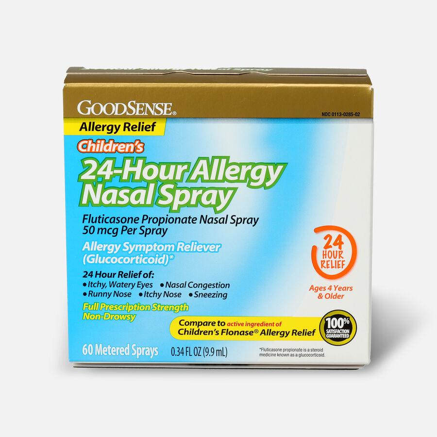 GoodSense® Children's 24-Hr Allergy Nasal Spray 0.34 oz, , large image number 0