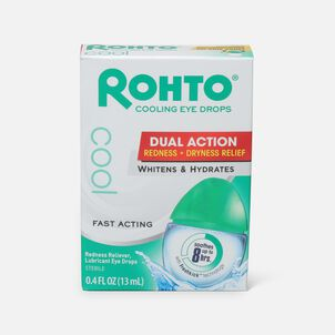 Rohto Cool Redness Reliever Lubricant, 13 mL