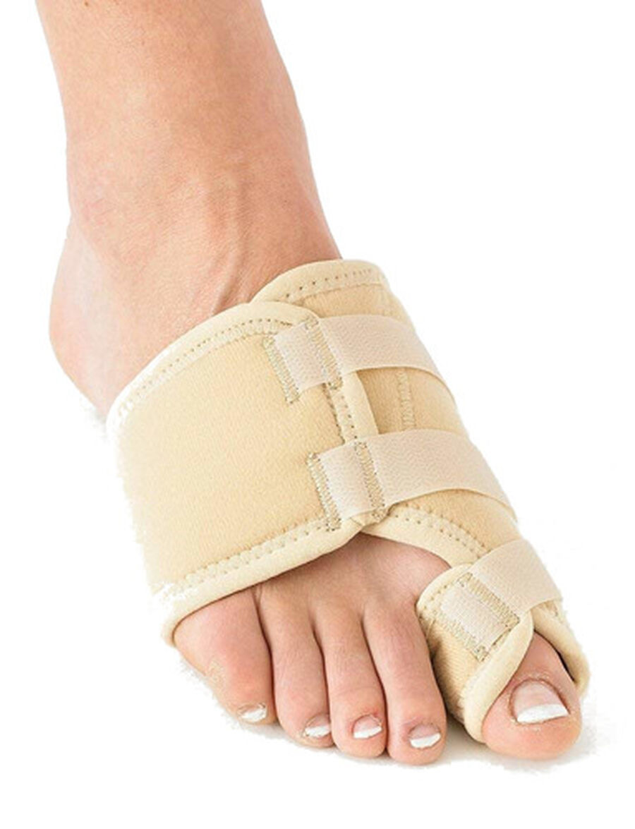 Neo G Bunion Correction System, Hallux Valgus Soft Support, One Size, Right, , large image number 4