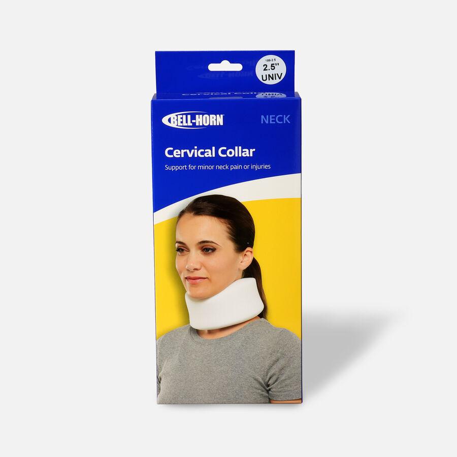 "Bell-Horn Universal Cervical Collar, White, 2.5"", , large image number 0"