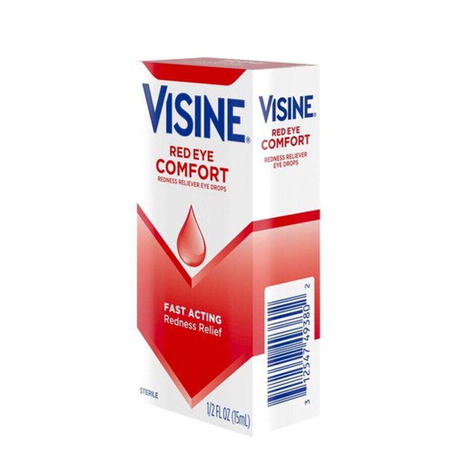 Visine Original Redness Reliever Drops, 0.5 fl oz, , large image number 9