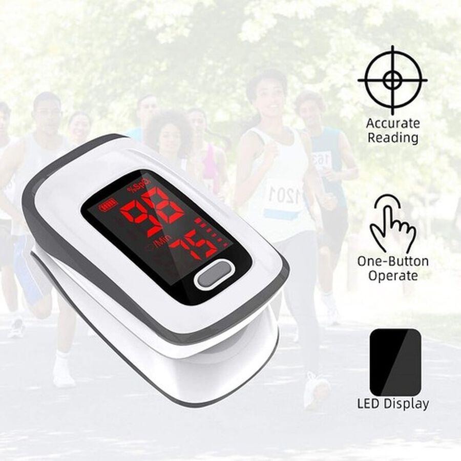 Jumper Medical Fingertip Pulse Oximeter, , large image number 6
