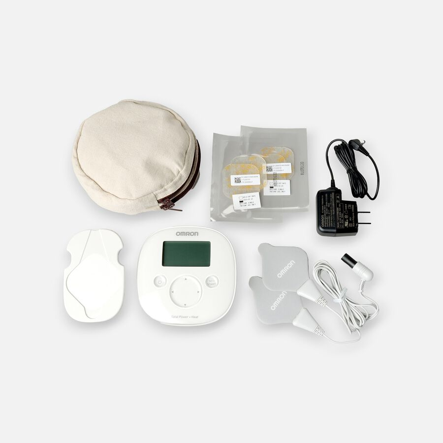 OMRON Total Power + Heat TENS Unit, , large image number 1