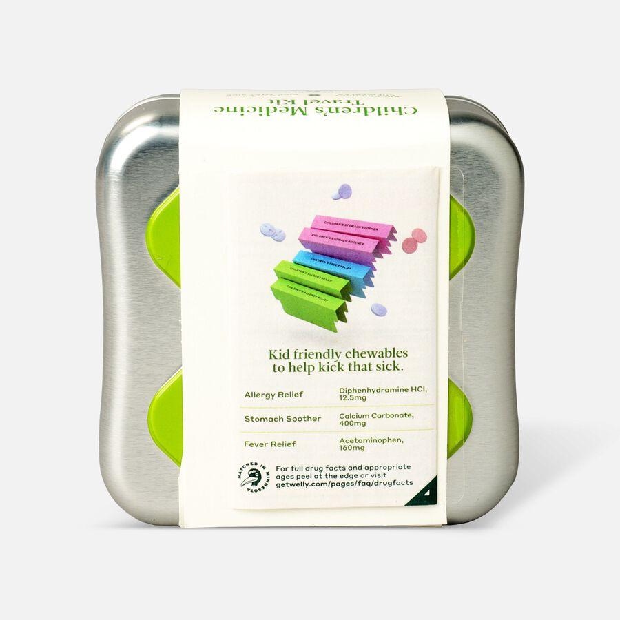 Welly Children's Medicine Travel Kit - 42ct, , large image number 1