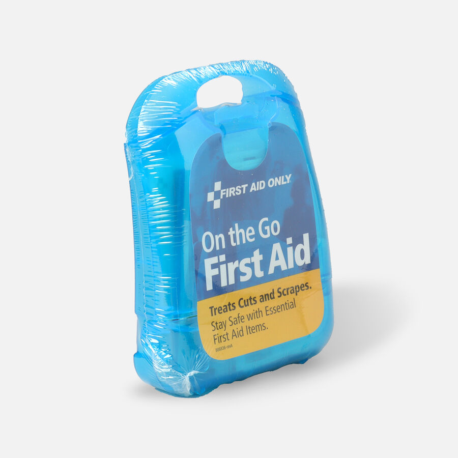 First Aid Only on-the-go First Aid Kit, 27 pcs, , large image number 2