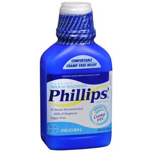 Phillips Milk of Magnesia, Original Flavor, 26 fl oz