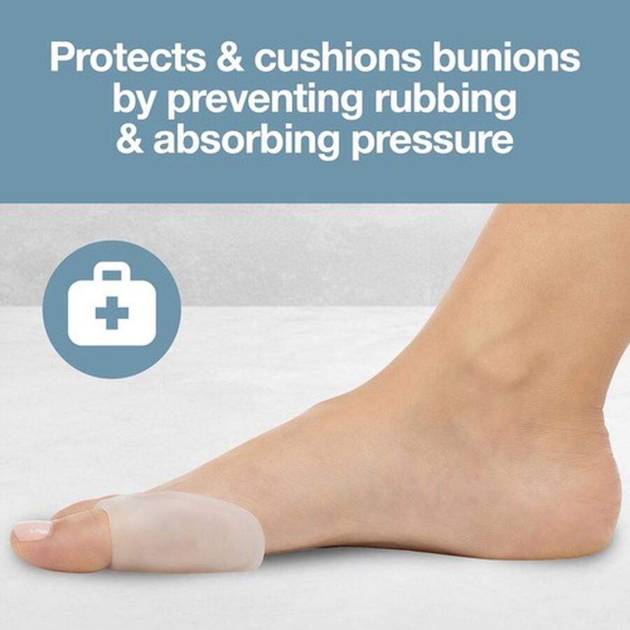 ZenToes Gel Bunion Guards - 4 Pack, , large image number 4