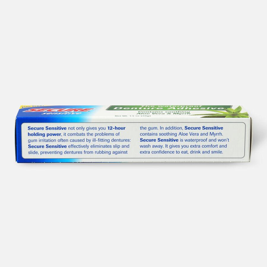 SECURE Denture Adhesive Sensitive 1.4oz, , large image number 3