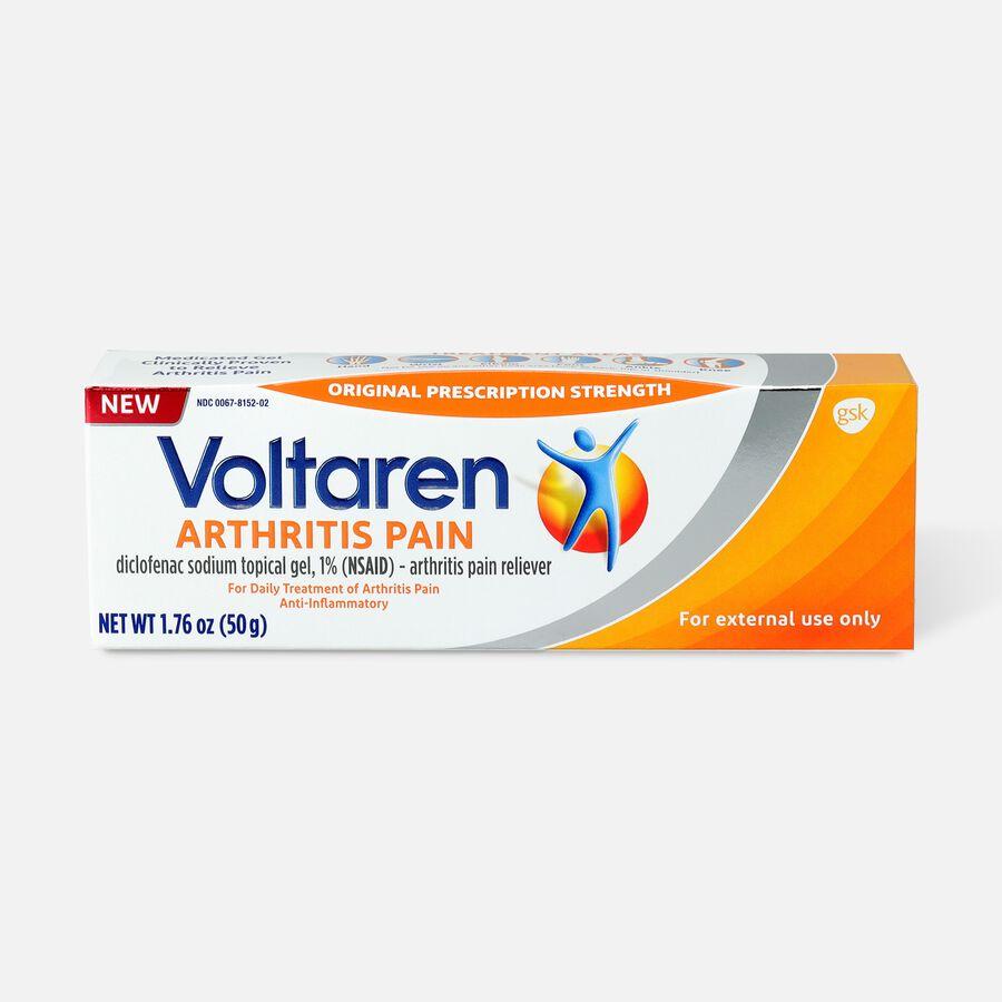 Voltaren Arthritis Pain Gel, 1.76 oz, , large image number 0