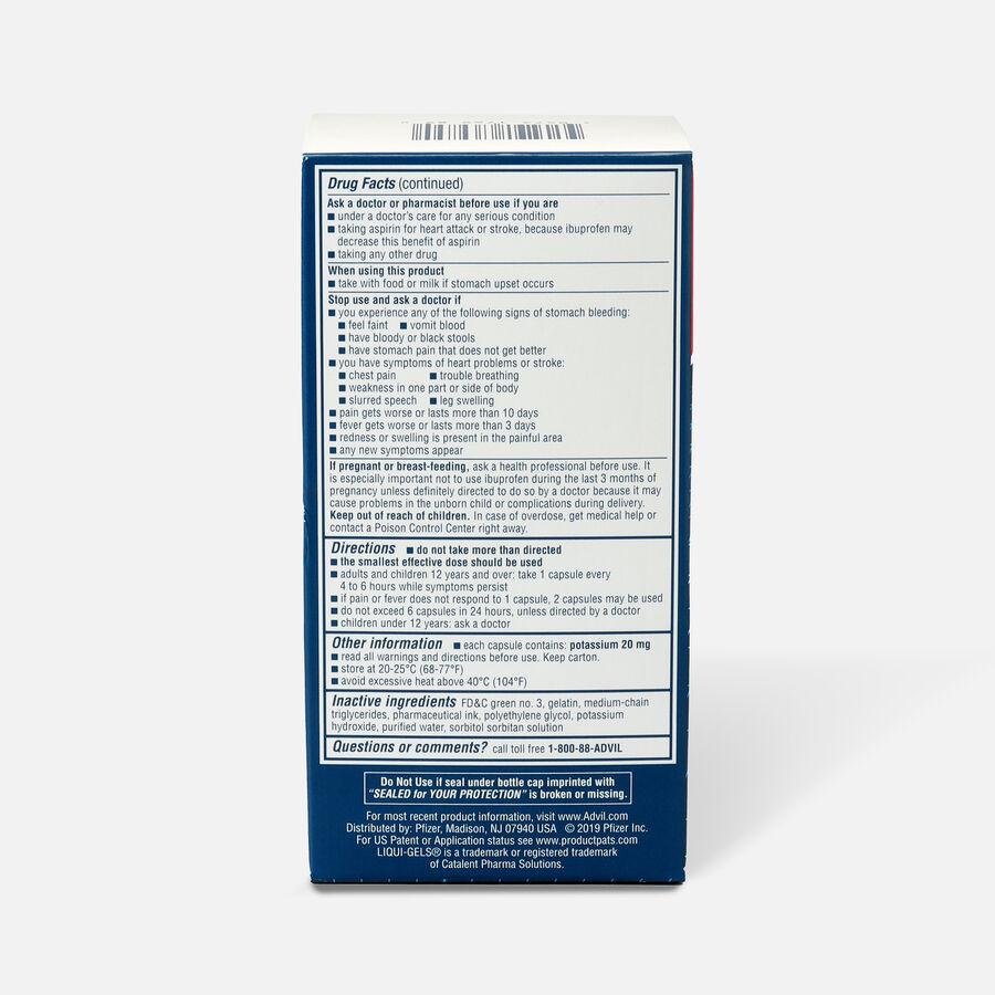 Advil Liqui-Gels Minis, 160 ct, , large image number 1