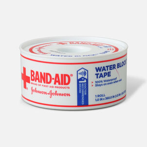 Band-Aid First Aid Water Block Tape - 1ct