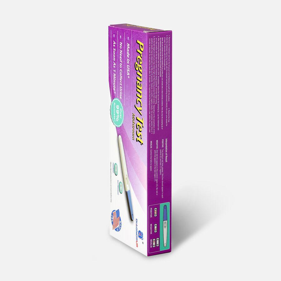 DiagnosUS Midstream Pregnancy Test - 1ct, , large image number 1