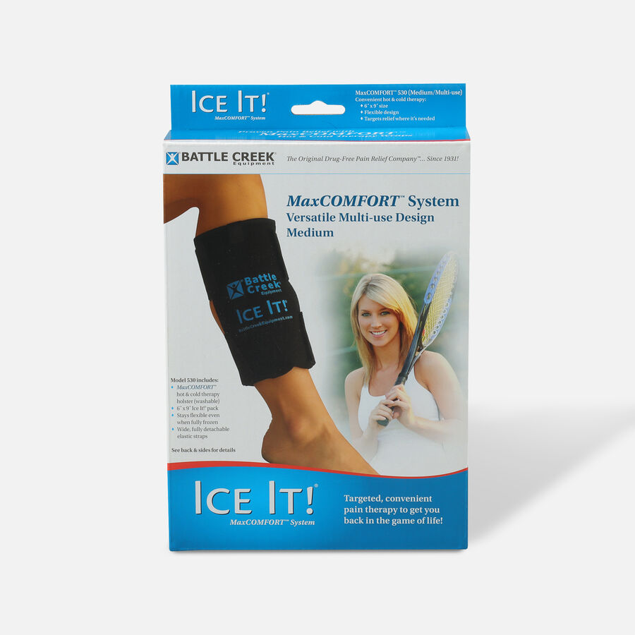 """Battle Creek Ice It! ColdComfort Therapeutic System, 6"""" x 9"""", , large image number 0"""