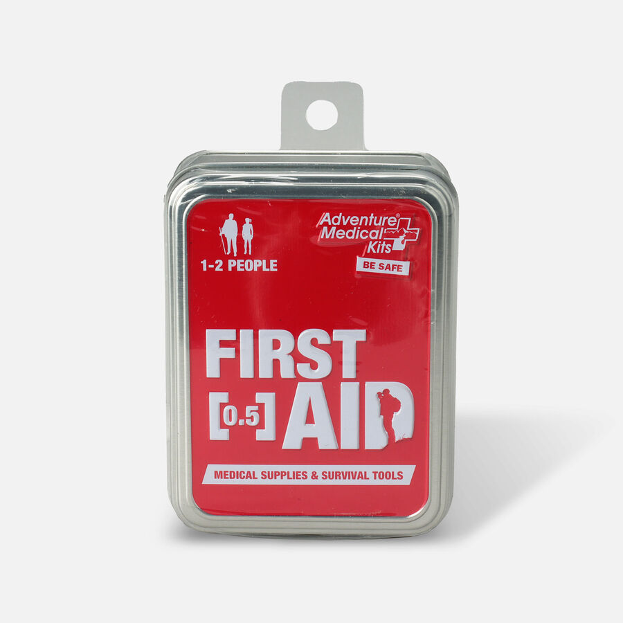 Adventure First Aid, 0.5 Tin, Kit, , large image number 0