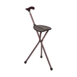 Switch Sticks Seat Stick, 2-in-1 Walking Cane Seat, Folding, Kensington