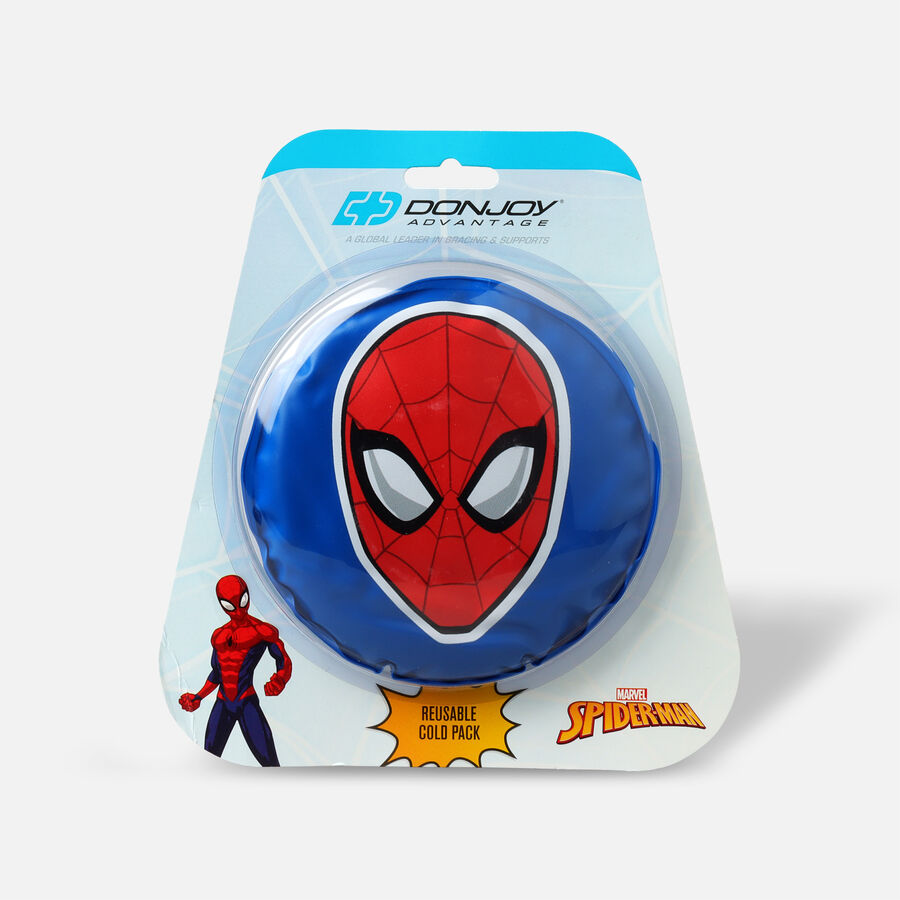 DonJoy Marvel Reusable Cold Pack - Spider-Man, , large image number 0