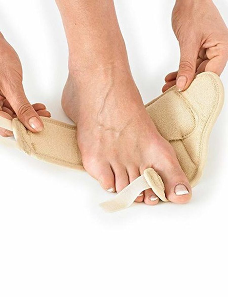 Neo G Bunion Correction System, Hallux Valgus Soft Support, One Size, Right, , large image number 2