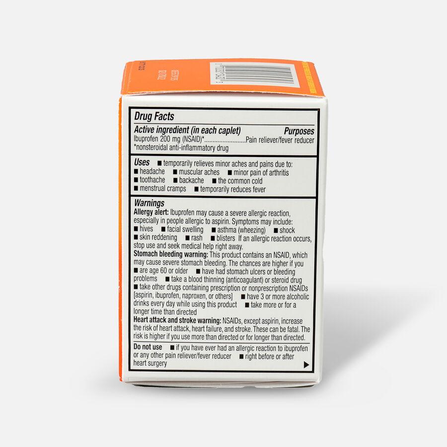 GoodSense® Ibuprofen IB Coated Caplets, 200 mg 50 ct, , large image number 1
