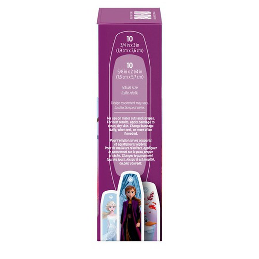 Band-Aid Disney Frozen Assorted Bandages 20 ct., , large image number 1