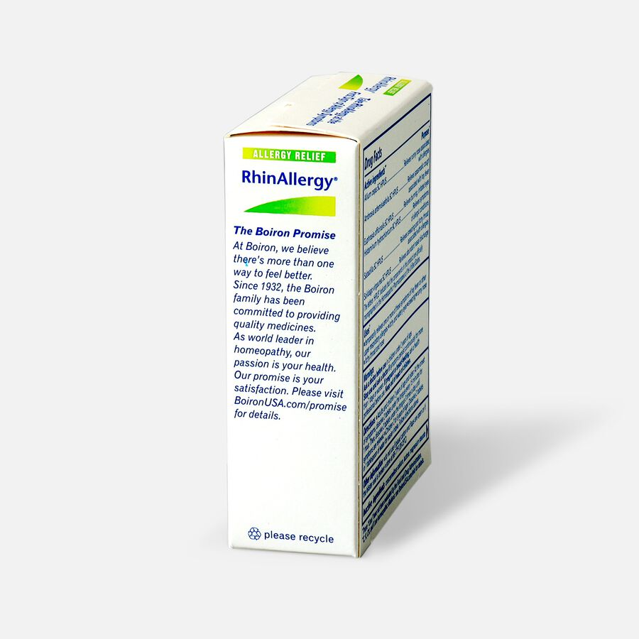 Boiron Rhinallergy Tablets, 60 ct, , large image number 2