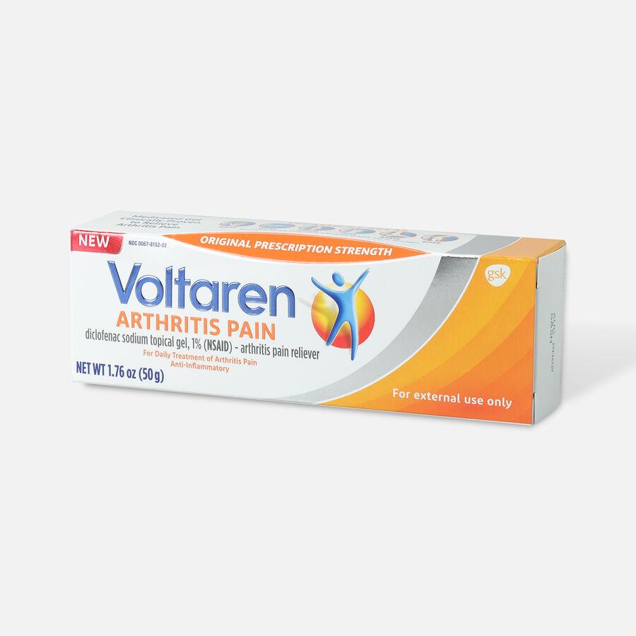 Voltaren Arthritis Pain Gel, 1.76 oz, , large image number 2